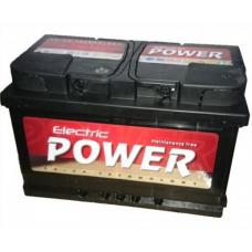 Electric Power 72ah Akkumulátor 640A jobb+