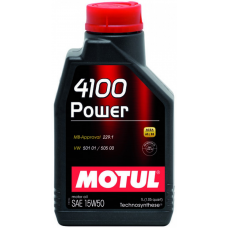 Motul 4100 Power 15W-50 1 L