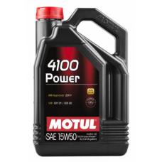 Motul 4100 Power 15W-50 4 L