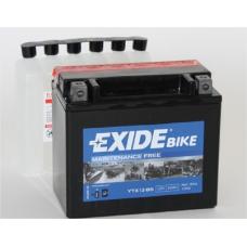 Exide YTX12-BS akkumulátor